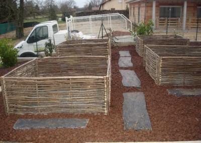 carré potager cottet jardins paysagiste
